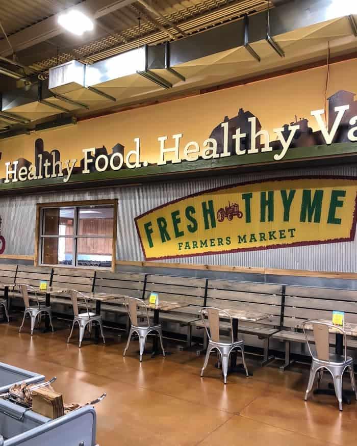 Fresh Thyme Market Canton Mi