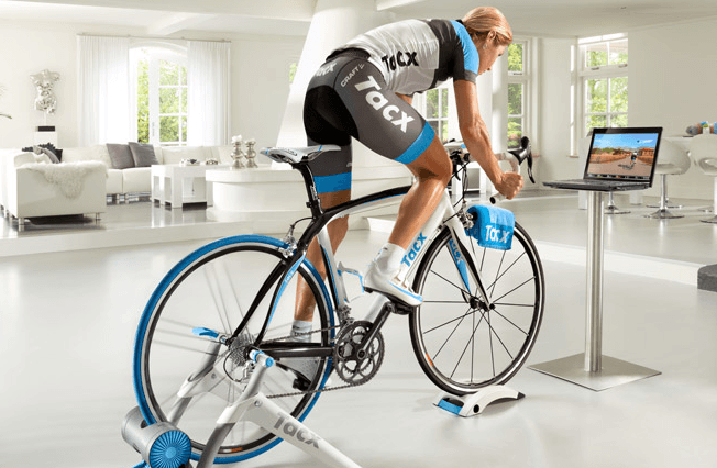 Tacx I Vortex Cycling Trainer With Virtual Reality