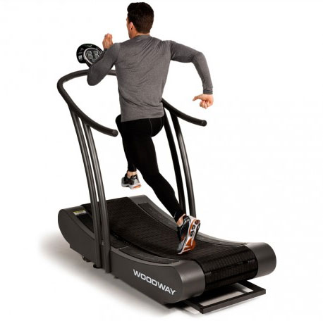 Curve Manual Treadmill Burns More Calories 187 Fitness Gizmos