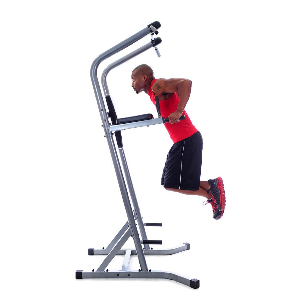 Tko Vertical Knee Raise Power Tower Fitnesszone