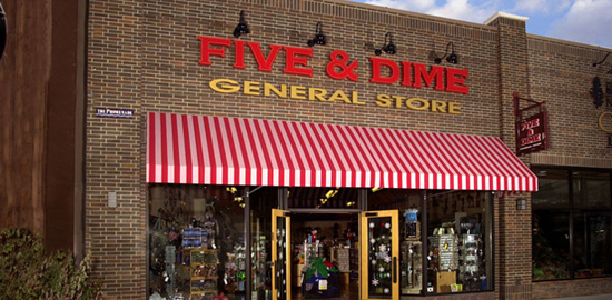 Five And Dime General Store