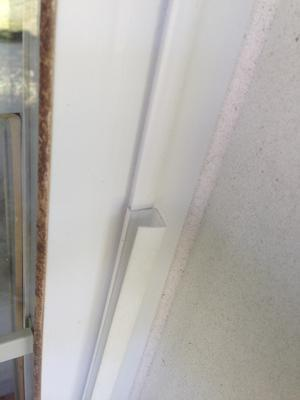 Vinyl Track For Replacement Window Screens