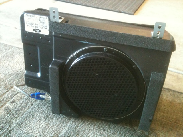 Ford F150 Stereo Upgrade