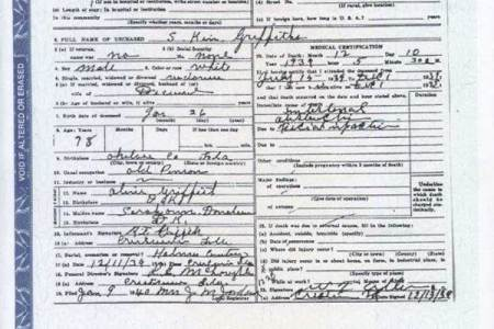 Free Resume Sample » certified birth certificate florida | Resume Sample