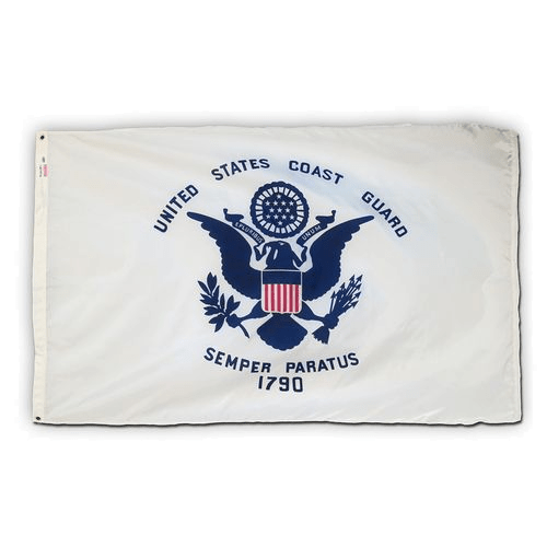 Flag of the Coast Guard