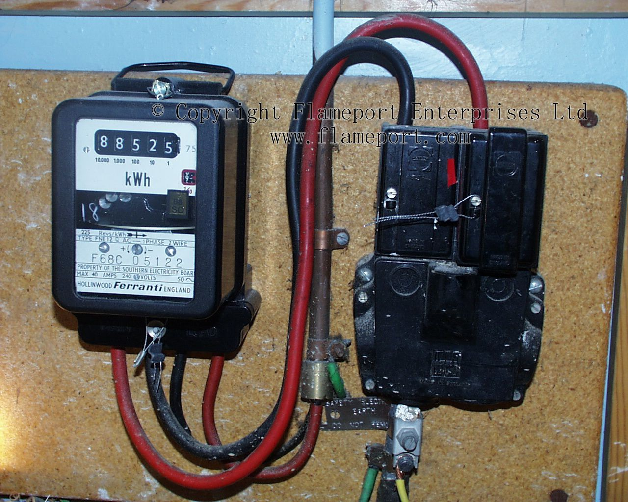 Electric Meter Wiring Diagram Electrical For Service