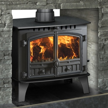 Hunter Herald 14 Double Sided Wood Burning Amp Multi Fuel