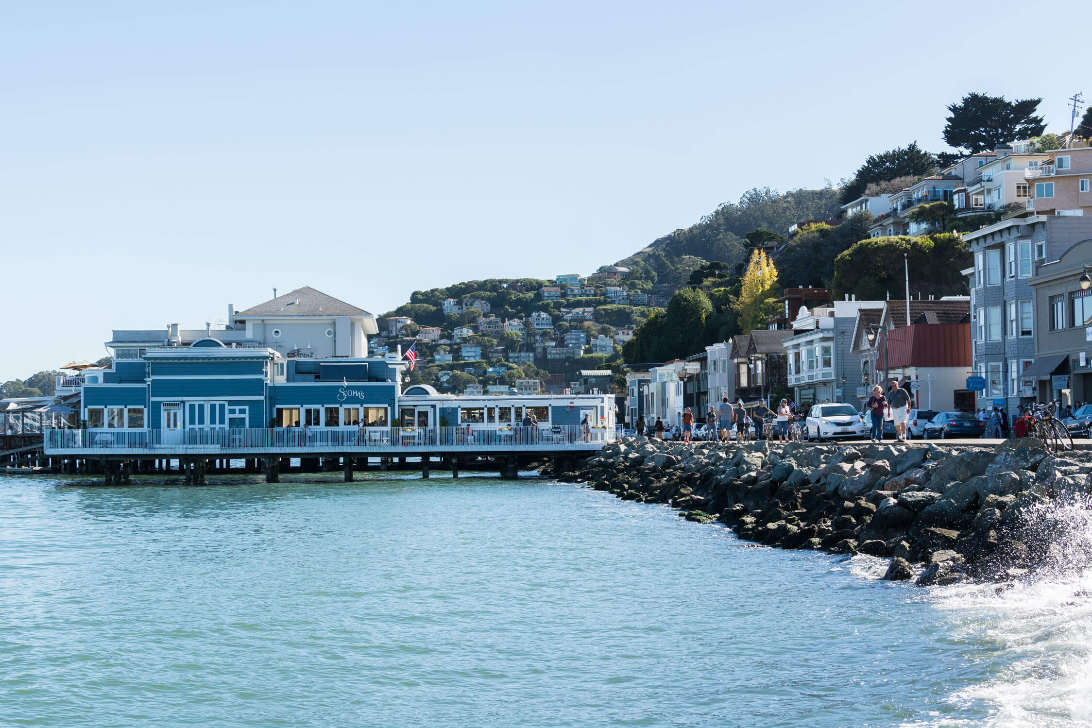Best Seafood Restaurants Sausalito