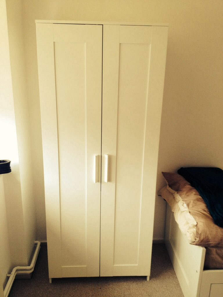 Ikea Brimnes Wardrobe Assembly Brighton Flat Pack Dan
