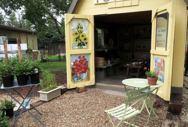 A Garden To Explore Inside Out Flea Market Gardening