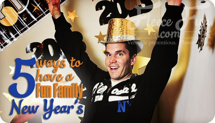 family friendly New Years