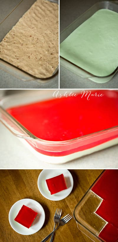 creating a delicious dinner jello as a side