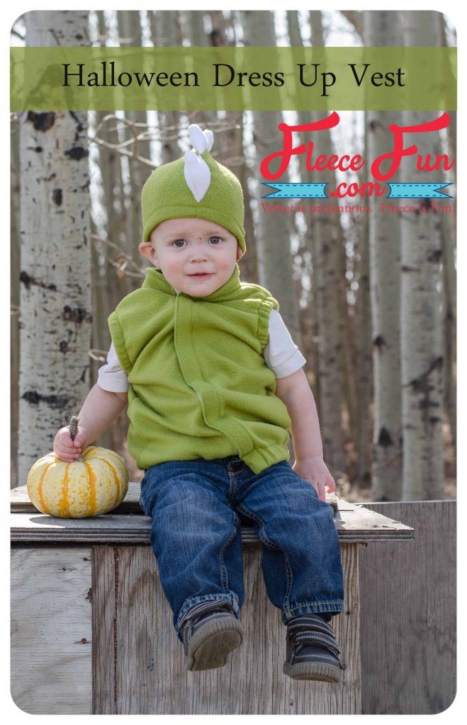 Oh my gosh! This child fleece vest pattern comes in sizes baby to 12 years and it's FREE! It looks really easy to sew too! Love this!!! perfect fleece sewing project. Easy sewing project.