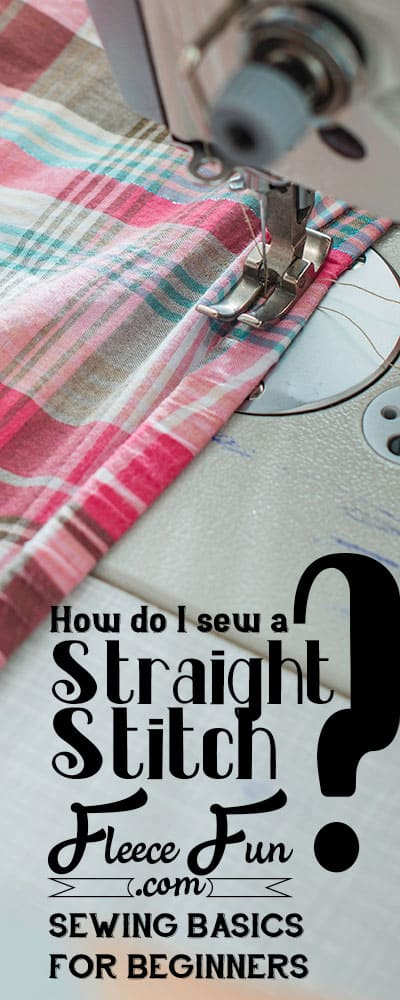 I love how she teaches you what a straight stitch is in sewing and other basics. Great for brushing up sewing skills!