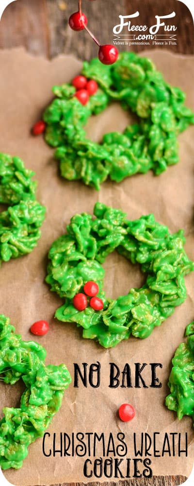 I love this yummy twist on a Christmas classic cookie.  Great recipe and no bake - perfect for kids!