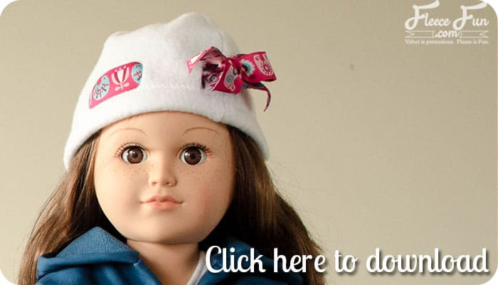 how-to-make-an-18-inch-doll-fleece-hat
