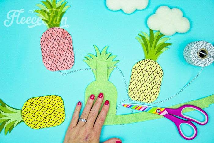 adding fabric so it can hang. This DIY Pineapple décor is easy to make and has many possibilities! Use the free files to make anything from a cute shirt using HTV to a pillow using fabric. There is something magical about pineapples. They brings feeling of warmth, vacation and fun!