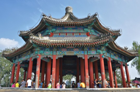 Beijing s Summer Palace Will Fill You With Awe Beijing s Summer Palace has exquisite detailing