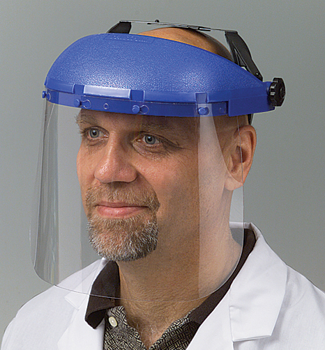Chemical Ppe Shields Face