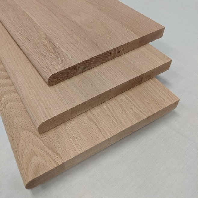 Red Oak Stair Treads And Risers Prefinished And Unfinished   Unfinished White Oak Stair Treads   Wood Stair   Hardwood Flooring   Red Oak   Flooring   Risers