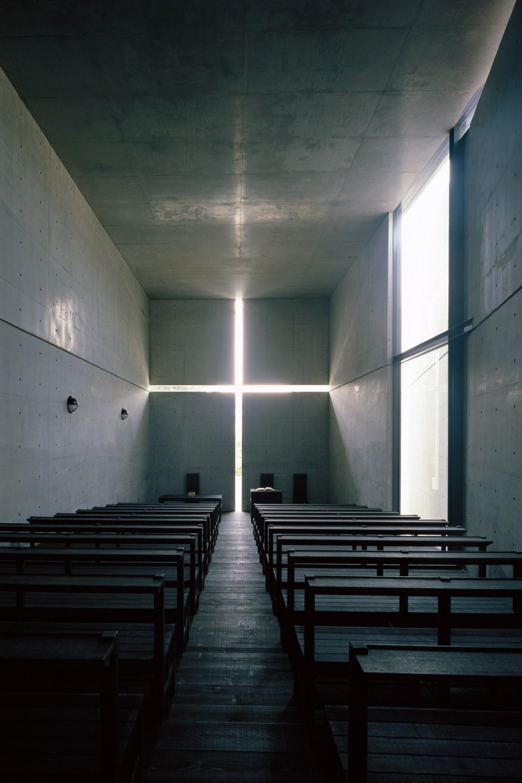 Tadao Ando Le Defi Exhibition In Paris Floornature