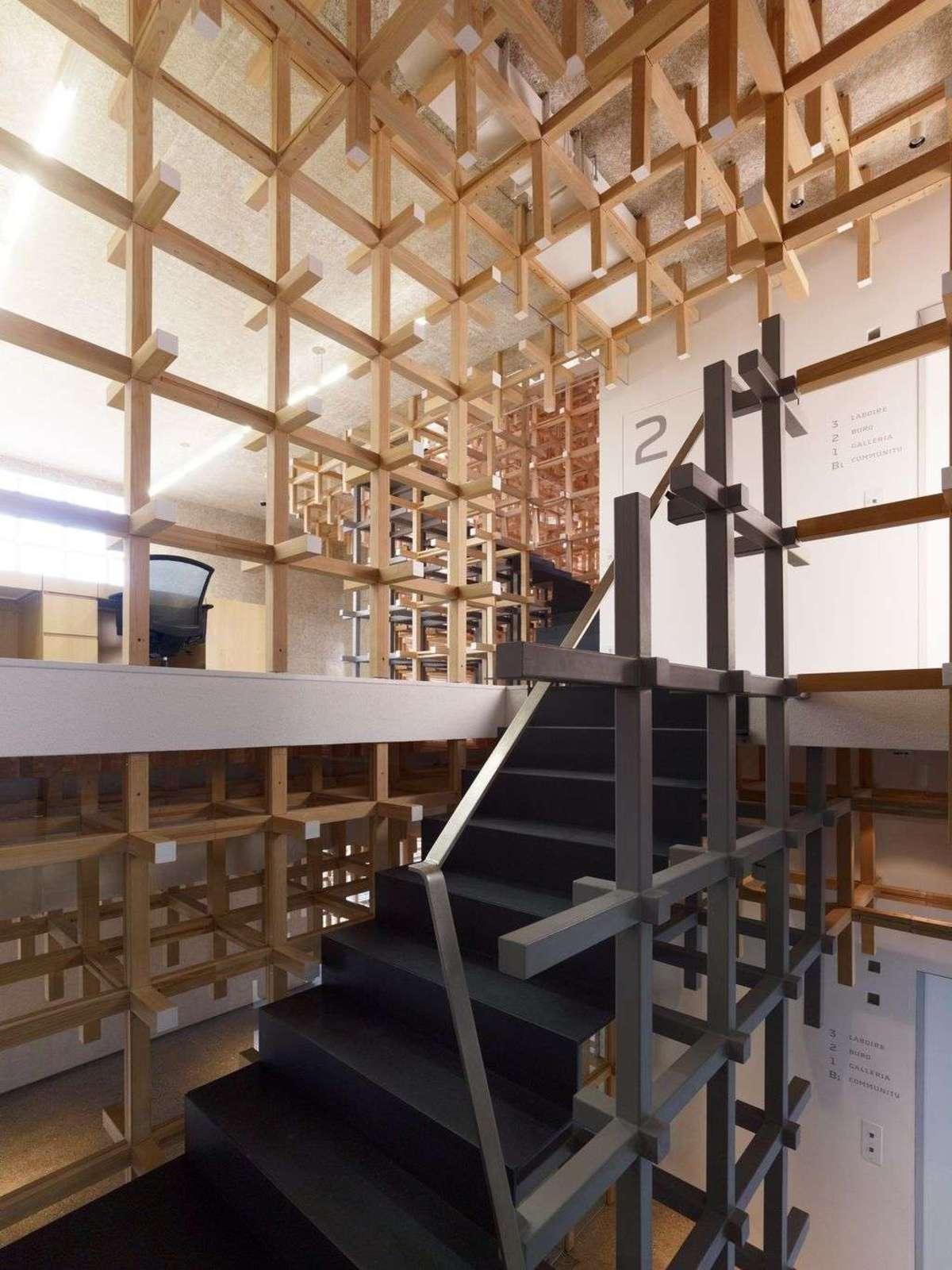 Kuma Gc Prostho Museum Research Center Floornature