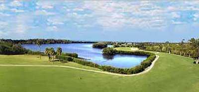 Third First at Lake Venice Golf Club in Venice A view from Lake Venice Golf Club