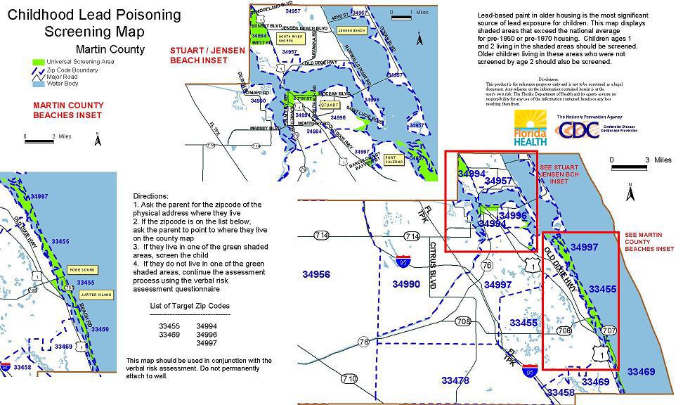 Palm Bay Map Zip Codes