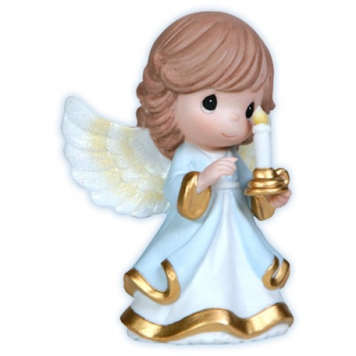 Precious Moments Angel Girl Garden Statue Statuary