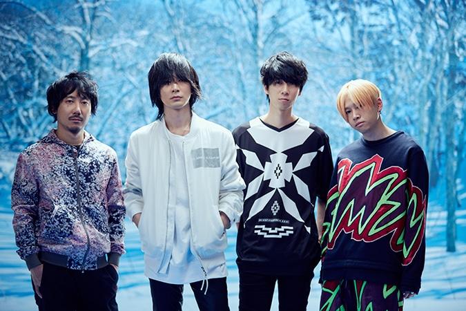 6 Alternative Rock Band Men