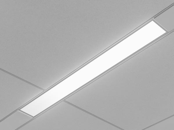 Wood Slat Ceiling Linear Lighting Taraba Home Review