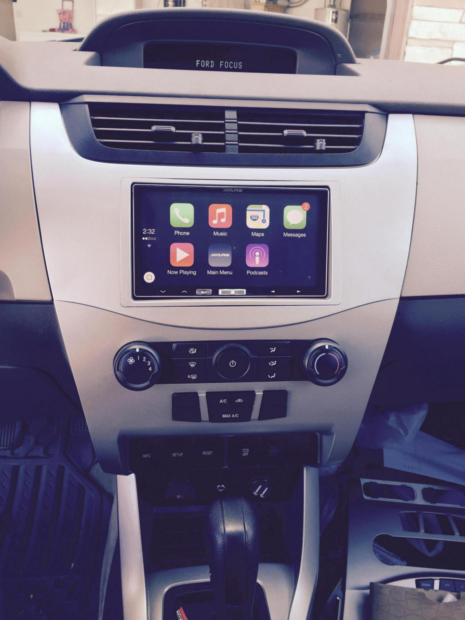 Ford Focus 2007 Stereo