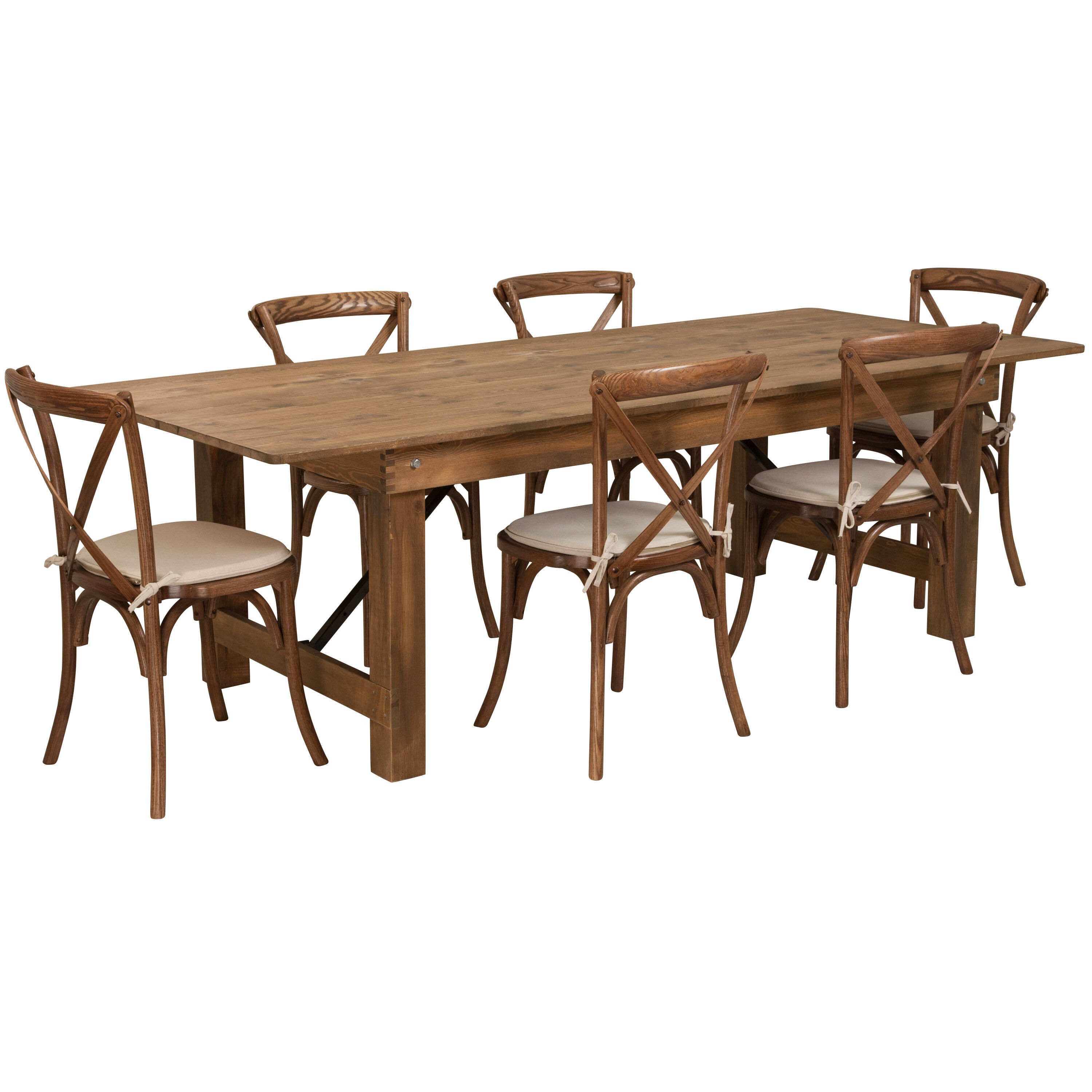 And Rustic Sale Table Chairs