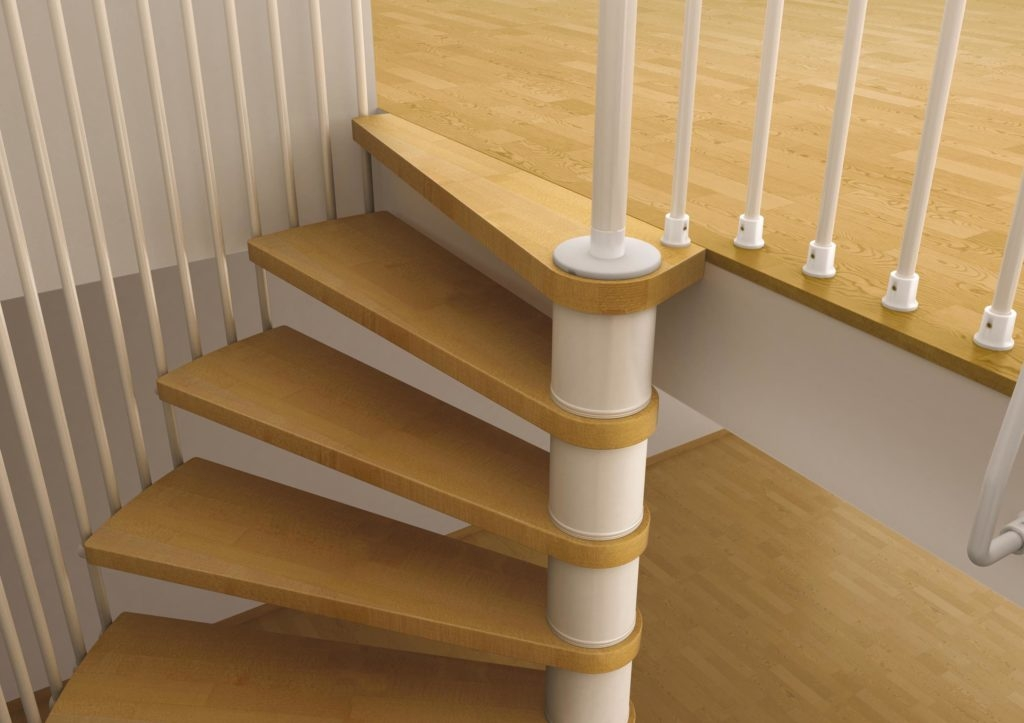 Spacesaver Staircases Space Saving Stairs Fontanot Staircases | Space Saving Spiral Staircase | Kid Friendly | Iron | Design | Mini | Roof Access