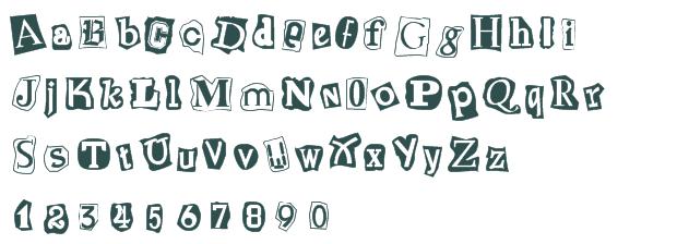 Gothic Font Copy Paste