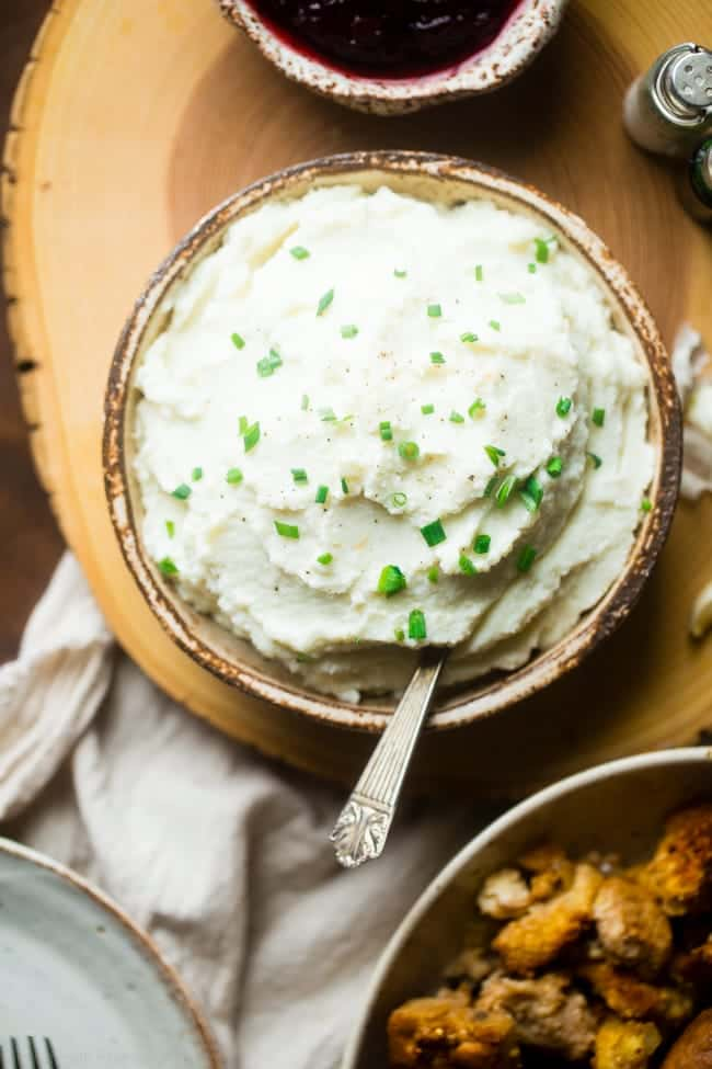Mashed Potato And Cauliflower Potatoes