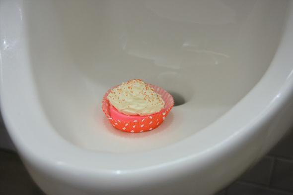 Urinal Cake Cakes Foodiggity