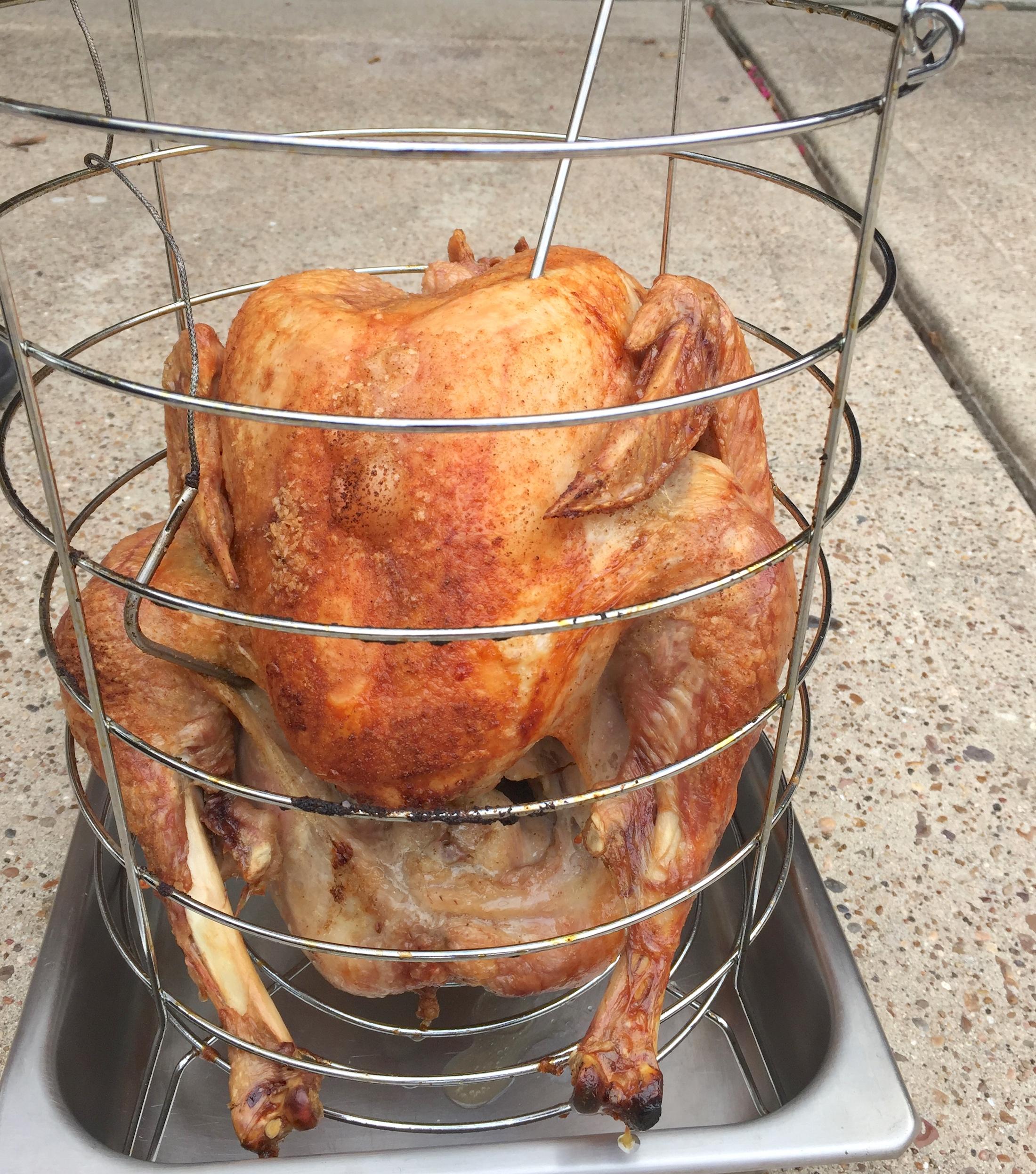 Infrared Oil Less Turkey Fyer