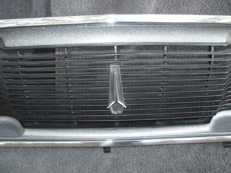 Sold Duster Grill 70 71 72 Supernice Grille 340