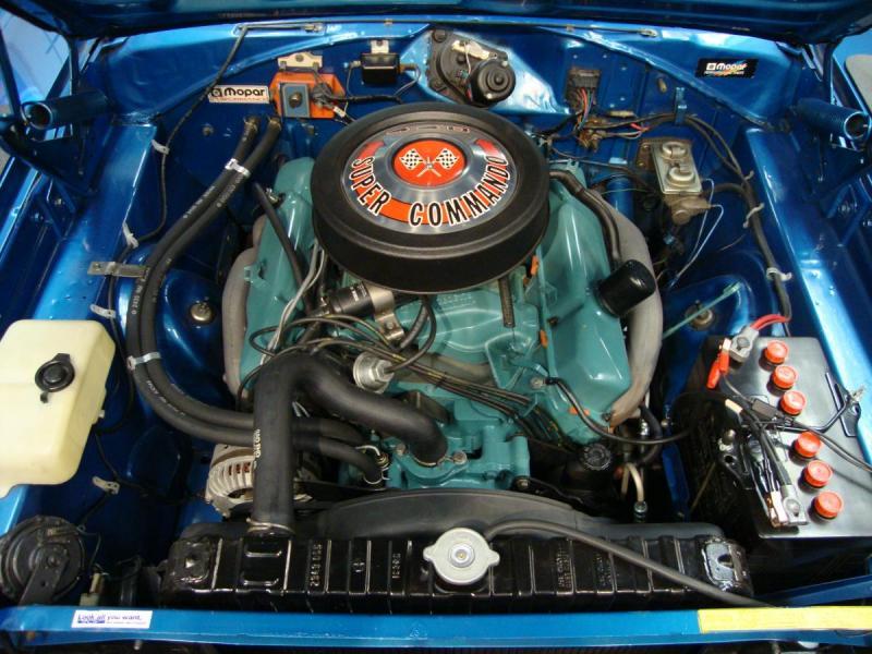 Heater Block Dodge