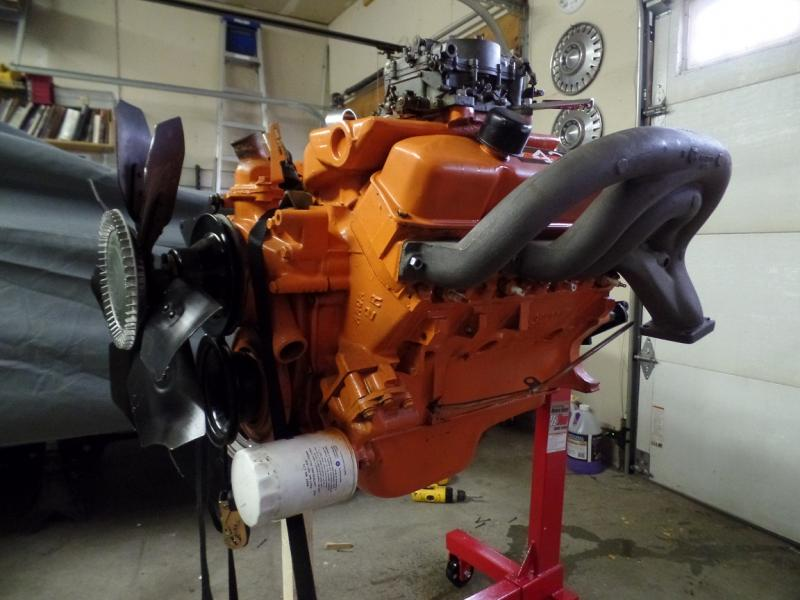 Sold 426 Max Wedge Engine For B Bodies Only Classic