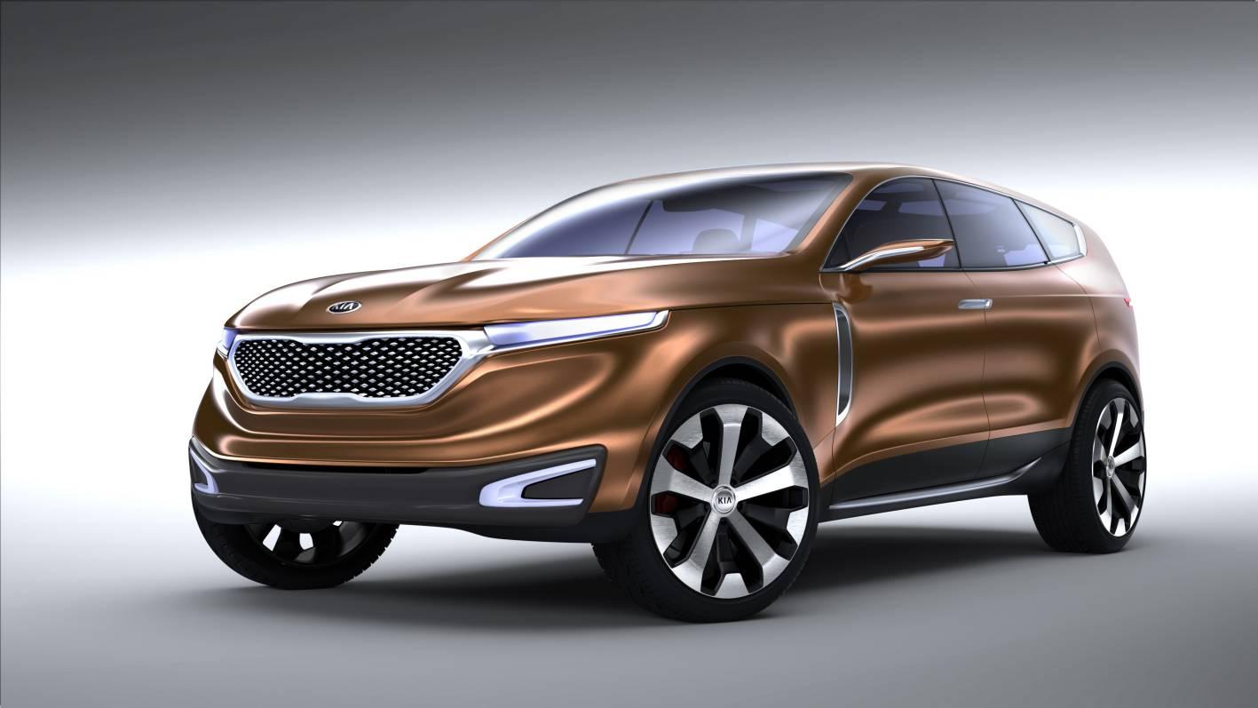 Kia Cars News Cross Gt Hints At Luxury Suv