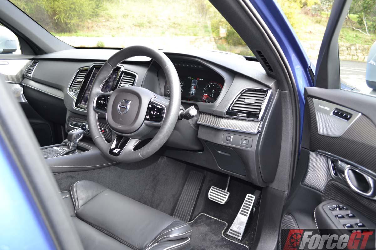 Audi Q7 Interior Dimensions