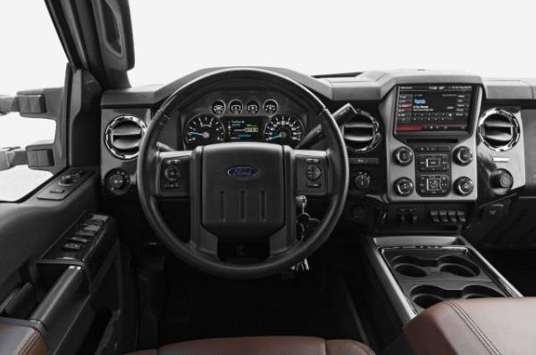 2016 Ford F 350 Interior And Exterior Details