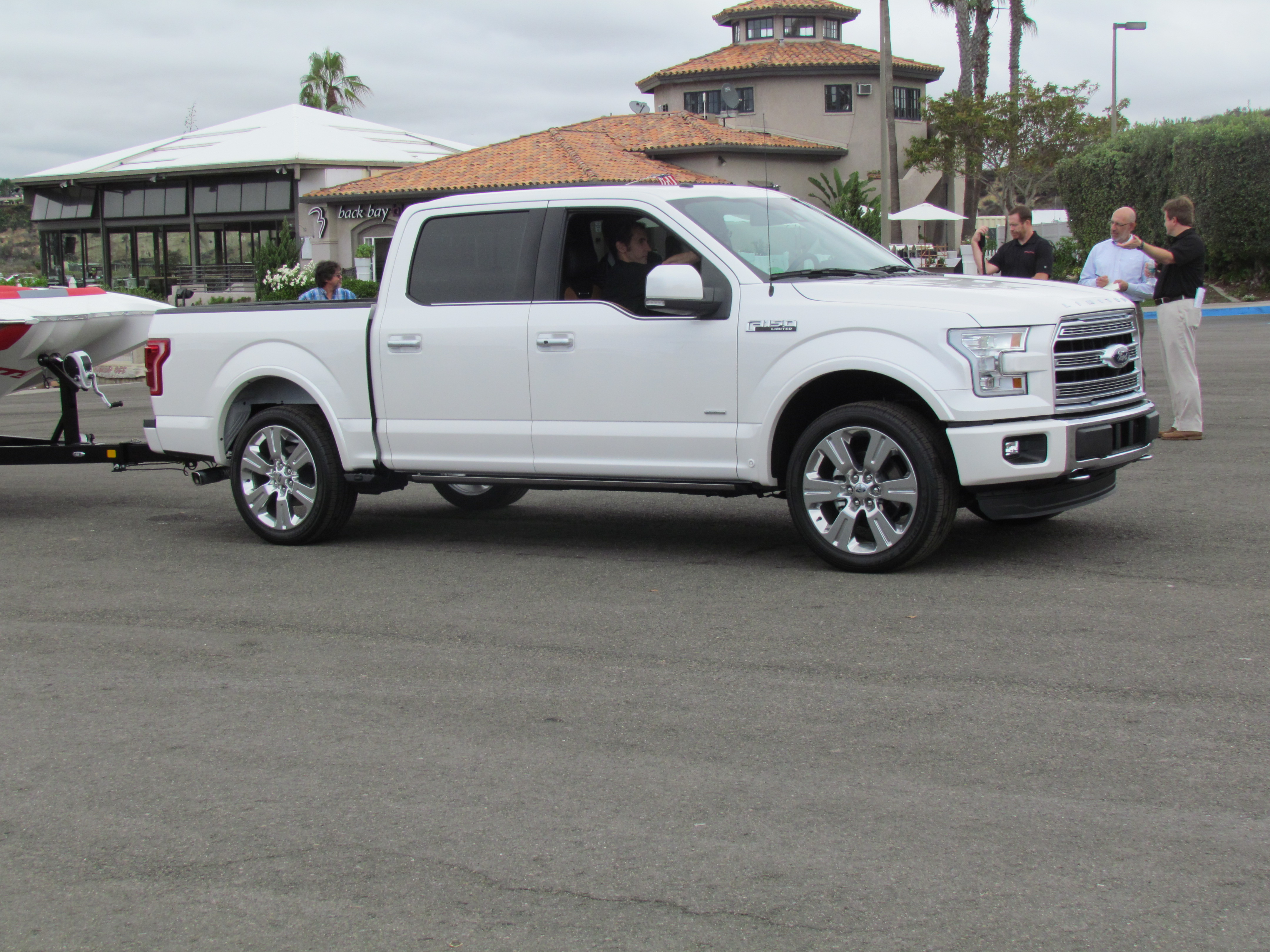 5 Things You Can Power With The 2015 F 150 Ac Plug Ford