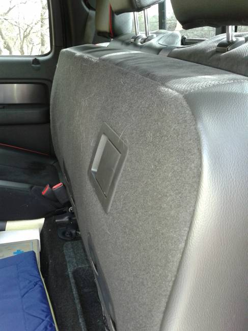 Rear Seat Fold Down Start Year Just Wonderin Ford