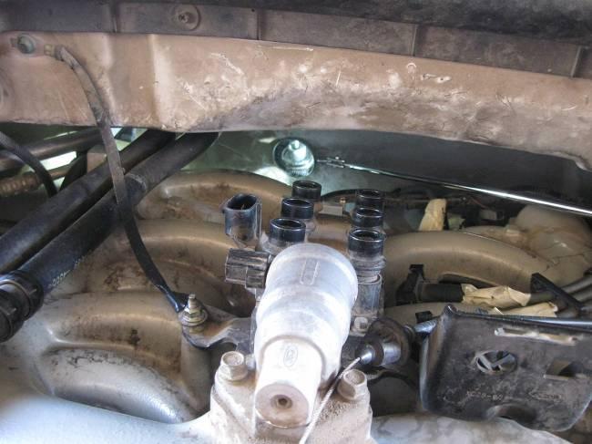 Fuel 1995 F 150 Ford Regulator