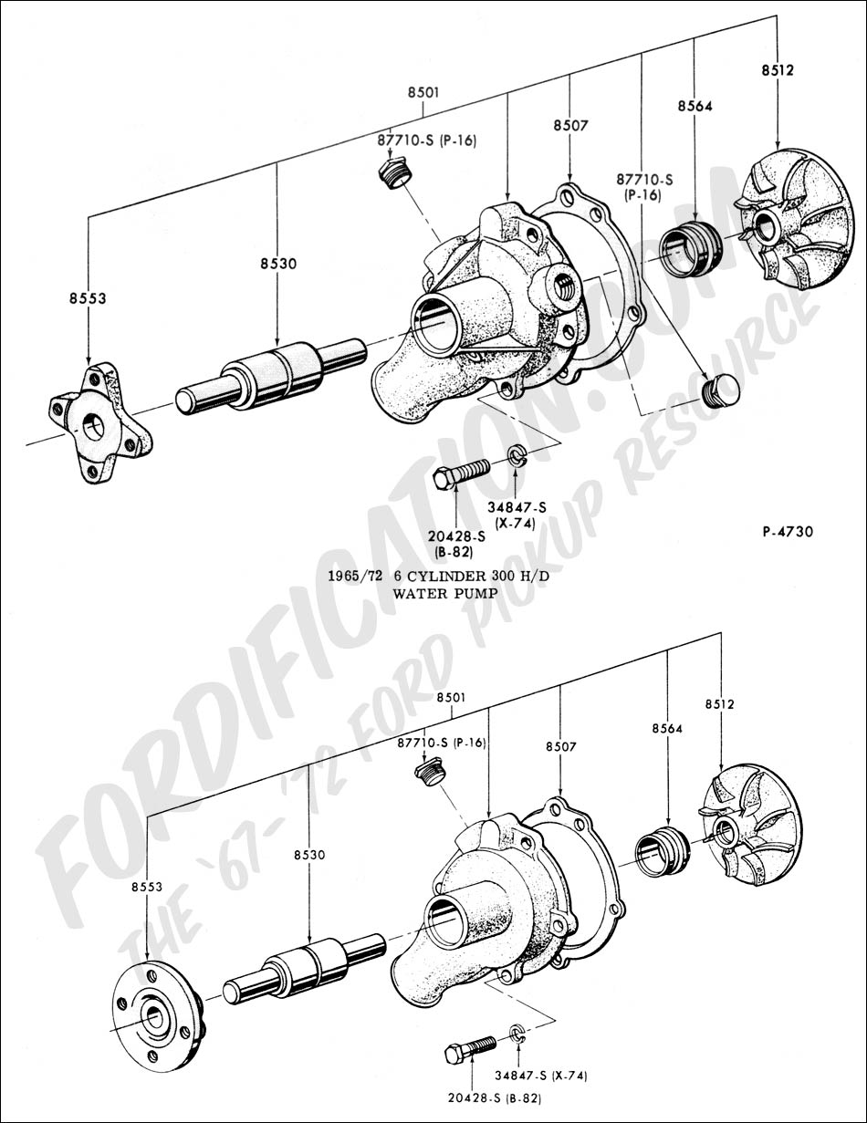Ford truck technical drawings and schematics section e engine 1969 lincoln continental engine 1969 ford bronco engine diagram