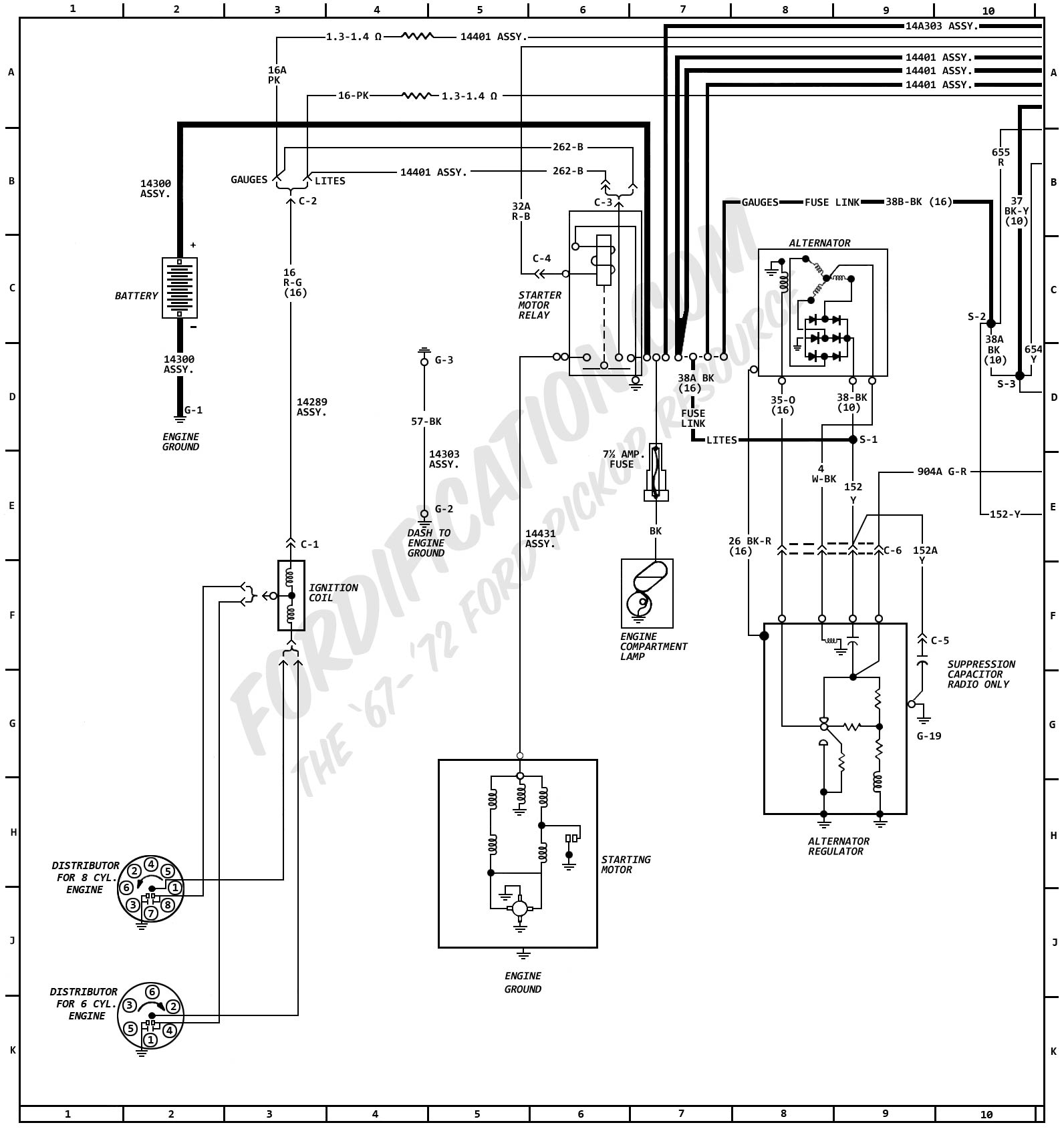 [WRG-2199] 1980 Ford F 250 Wiring Schematic For