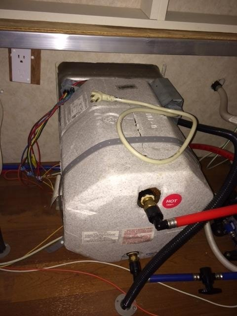 Water Heater Burn Smell Forest River Forums